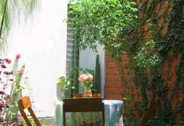 Bed & Breakfast de Kike, Lima, Garten