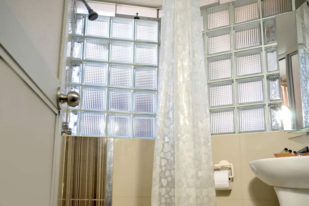雙人房, 1 張標準雙人床, 非吸煙房, 城市景觀 - 浴室