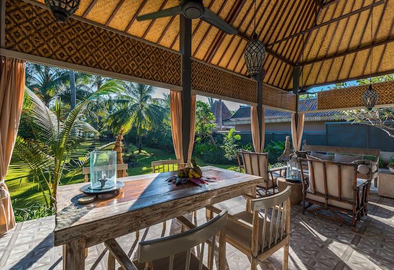 Beach Villa Lombok, Tanjung, Oppholdsområde