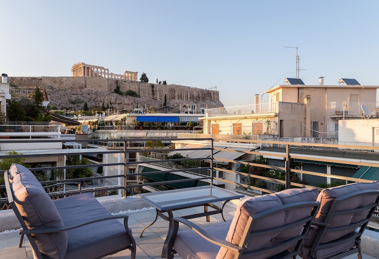 Acropolis Stylish Suite, Athens, Property Grounds