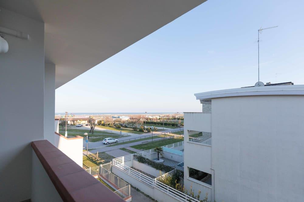 Apartment, 2 Bedrooms, Partial Sea View - Balcony