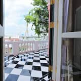 Deluxe Room with River View (Double Bed) - Balkon