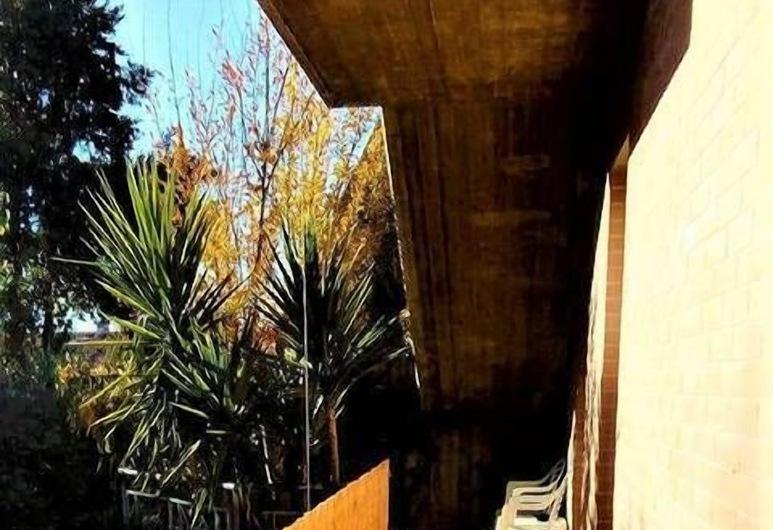 克勞蒂亞民宿, 蒙特凱西亞諾, 公寓, 3 間臥室, 陽台