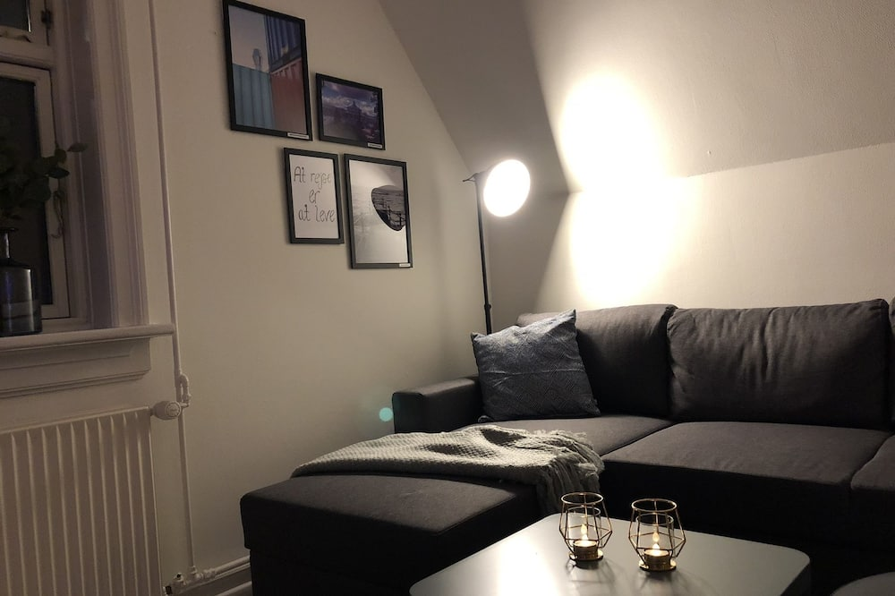 Departamento, para no fumadores - Sala de estar