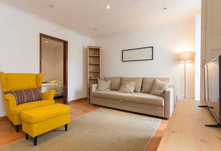 03 Nice Flat by Travessa do Pasteleiro, Lisbon, Apartment, 2 Bedrooms, City View, Living Room