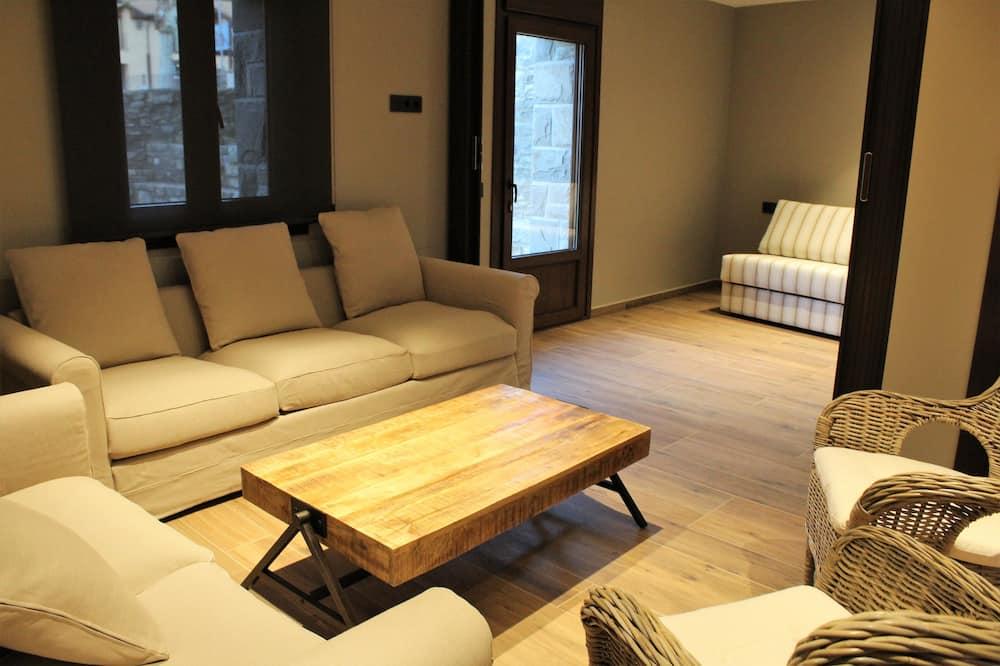 Ház, 5 hálószobával (Casa Los Campos) - Nappali rész