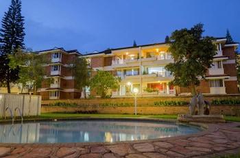 Foto van Golf Course Apartments in Kampala