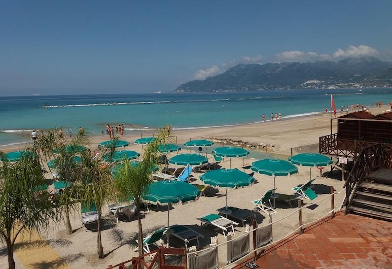 Chiavi Antiche, Salerno, Pláž