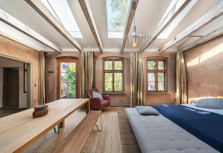 Design Apartments Potsdam, Potsdam, Appartement (Remise mit Balkon), Kamer