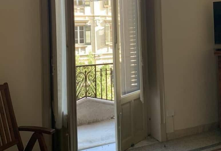Arcobaleno, Palermo, Double or Twin Room, Shared Bathroom, City View, Guest Room View