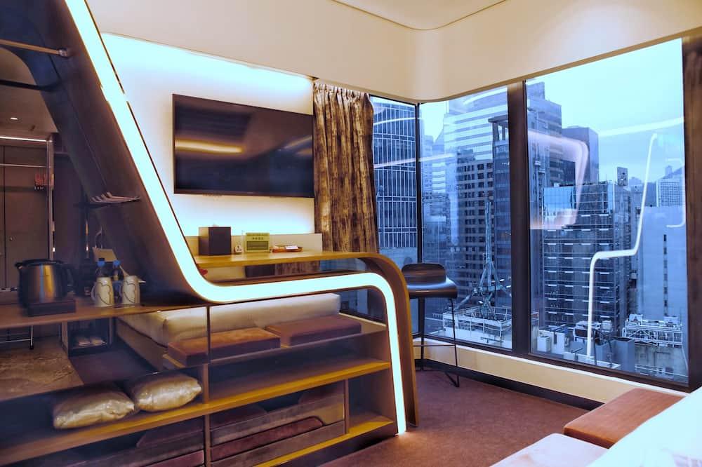 Pagerinto tipo kambarys (Sparking Romance) - Vaizdas į miestą