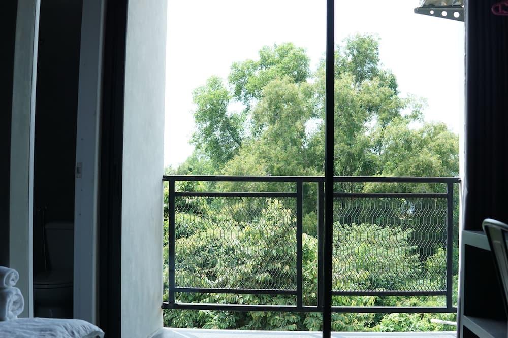 高級樓中樓客房, 2 張單人床, 非吸煙房, 花園景觀 - 花園景觀