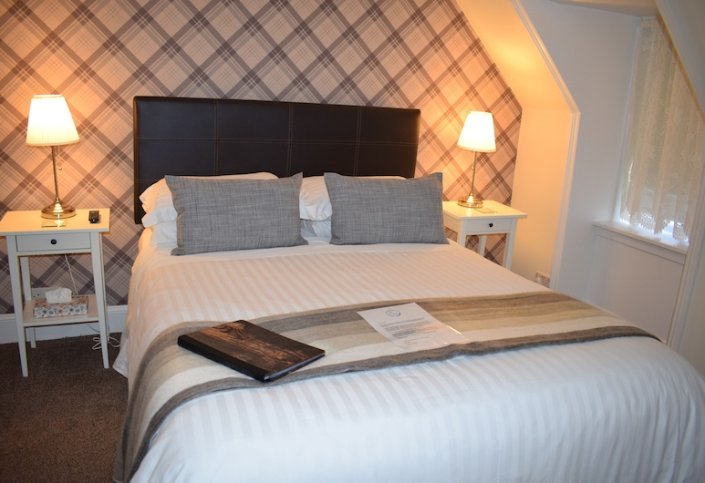 The Tables Guest House, Isle of Skye, Standard Double Room Ensuite 4, Guest Room