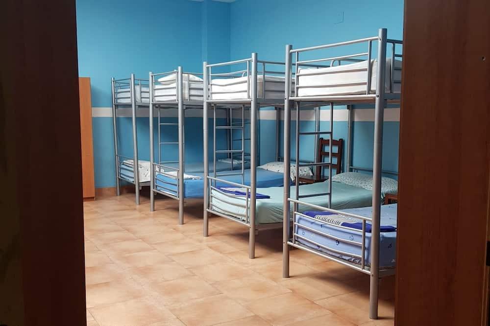 Phòng tập thể, Phòng tập thể nam và nữ (1 bed in a 16-Bed Dormitory Room) - Phòng