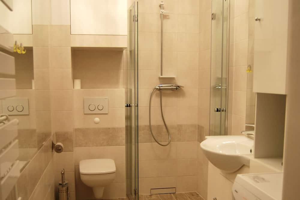 Apartment (Wozna) - Bathroom