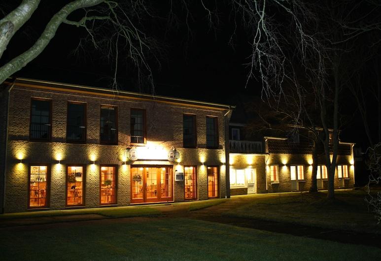 Pension Treenehof, Кольденбюттель, Фасад готелю (вечір/ніч)
