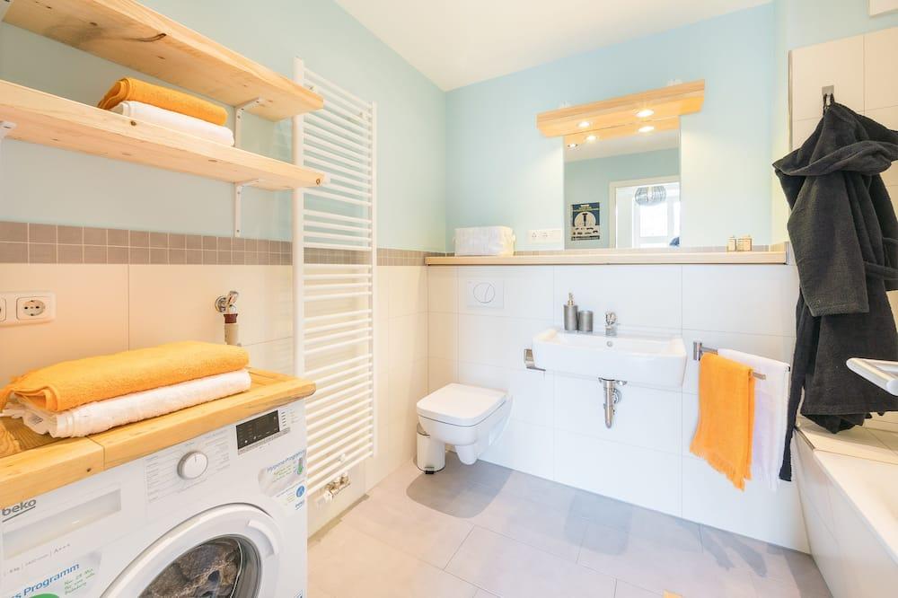 Apartamento, 1 cama de casal - Casa de banho