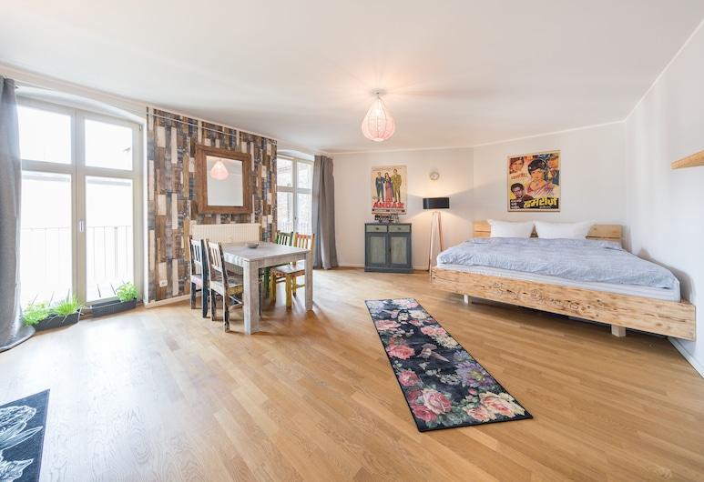 Apartment am Schlosspark, Potsdam, Apartment, 1 Double Bed, Room