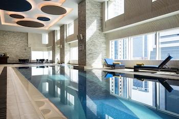 多哈森塔拉西海灣住宅套房酒店的圖片