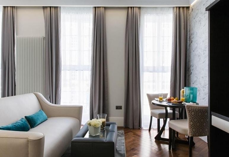 Flying Butler Baker Street Apartments, Londonas, Studijos tipo numeris, Kambarys