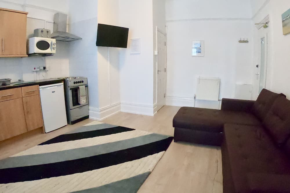 Apartment (Ground Floor) - Living Room