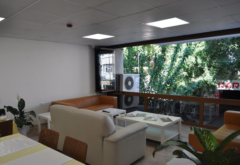 Merkez Otel, Izmir, Lobby Sitting Area