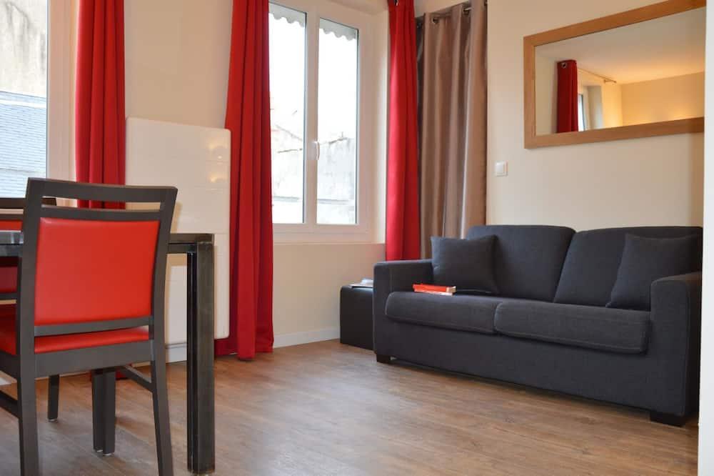 Duplex (Le Colombier) - Living Area