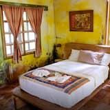 Liukso klasės numeris, 1 didelė dvigulė lova, Nerūkantiesiems - Kambarys