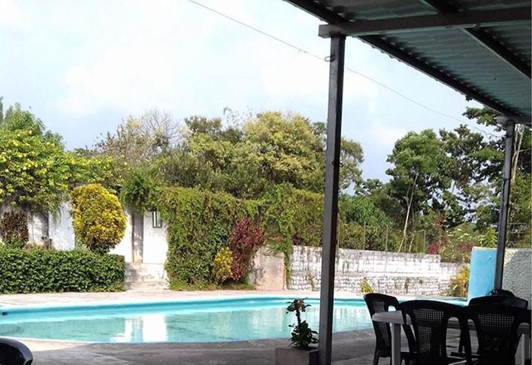 Hotel Don Ignacio, El Asintal, Kültéri medence