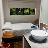 Номер «Комфорт», 1 двуспальная кровать, для некурящих - Ванная комната