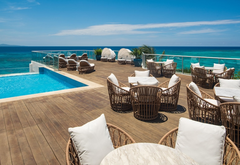 S Hotel Jamaica, Montego Bay, Terrasse/veranda