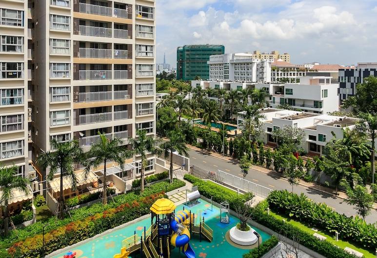 Vina We Stay Apartment, Ho Chi Minh City, Hallway