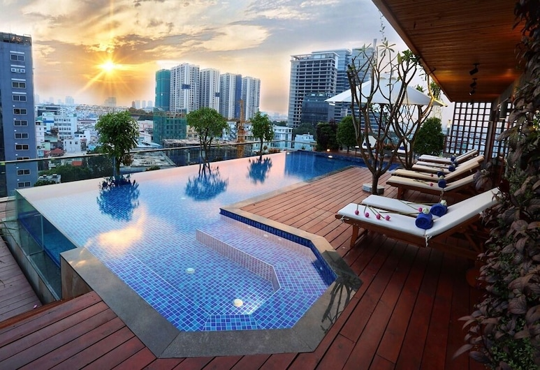 西貢蓮花飯店, 胡志明市