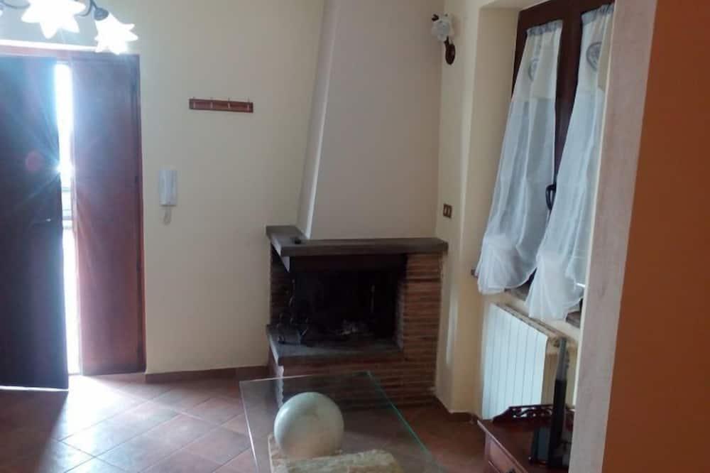 Maisonette, 1 Schlafzimmer - Wohnbereich