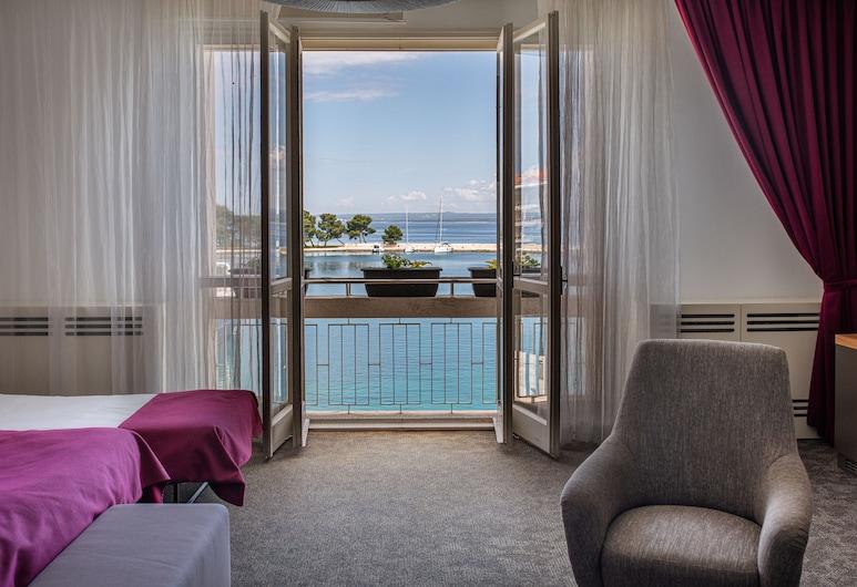 Brijuni Hotel Istra, Fazana, Superior Δίκλινο Δωμάτιο (Double), Θέα στη Θάλασσα, Θέα δωματίου