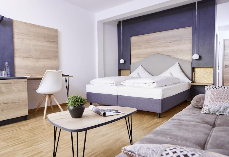 Hotel Falter, Drachselsried, Yhden hengen huone, Vierashuone