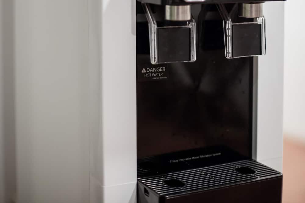 Single Capsule - Jaettu keittiö