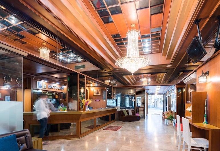 New Fuji Hotel Surawong Road Bangkok, Bangkok, Lobby