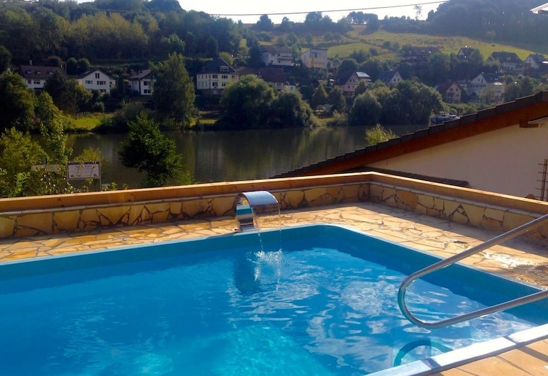 Hotel Roter Kater, Kassel, Outdoor Pool