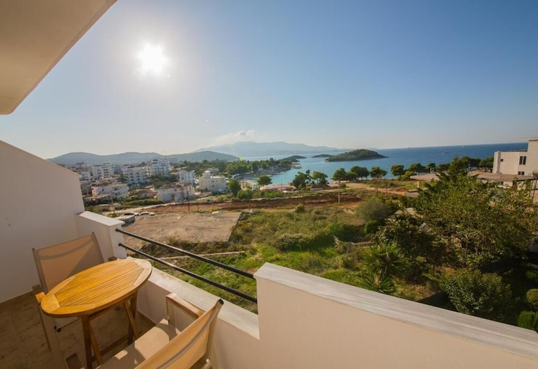 Hotel Murati, Ksamil, Superior Double Room, Balcony, Sea View, Balcony