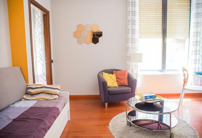 Garibaldi Big, Μιλάνο, Διαμέρισμα, 1 Υπνοδωμάτιο, Περιοχή καθιστικού
