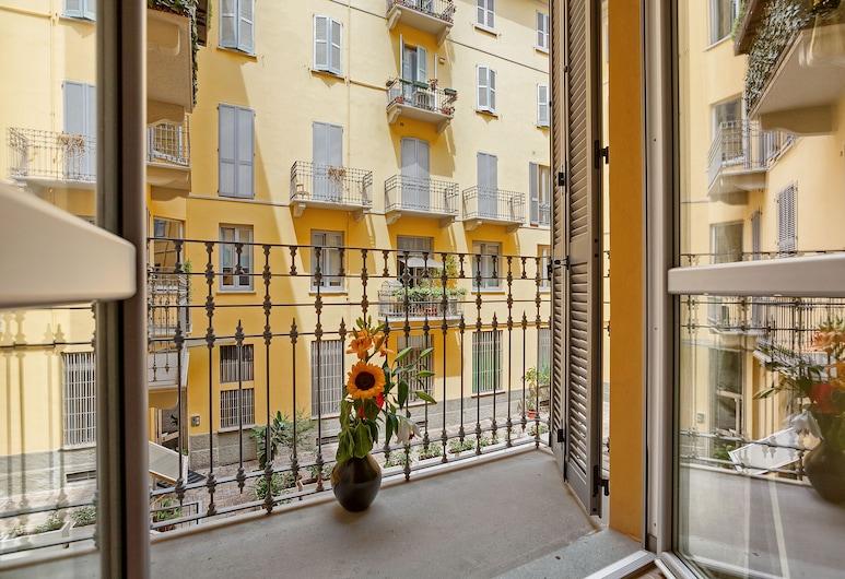 Vitruvio, Milão, Apartamento, 1 Quarto, Varanda