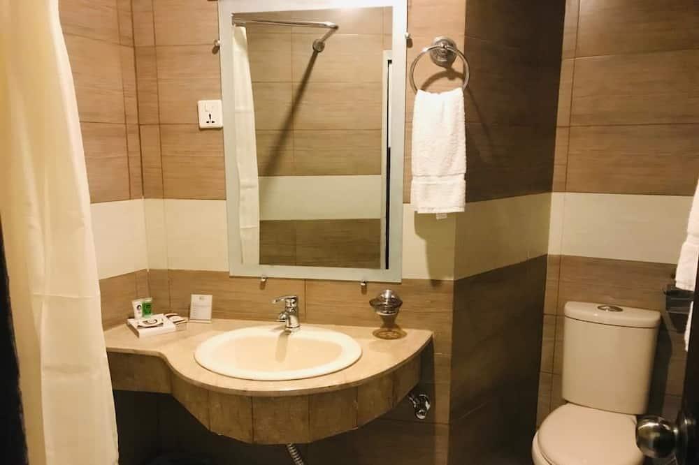 デラックス ルーム バレービュー - バスルーム