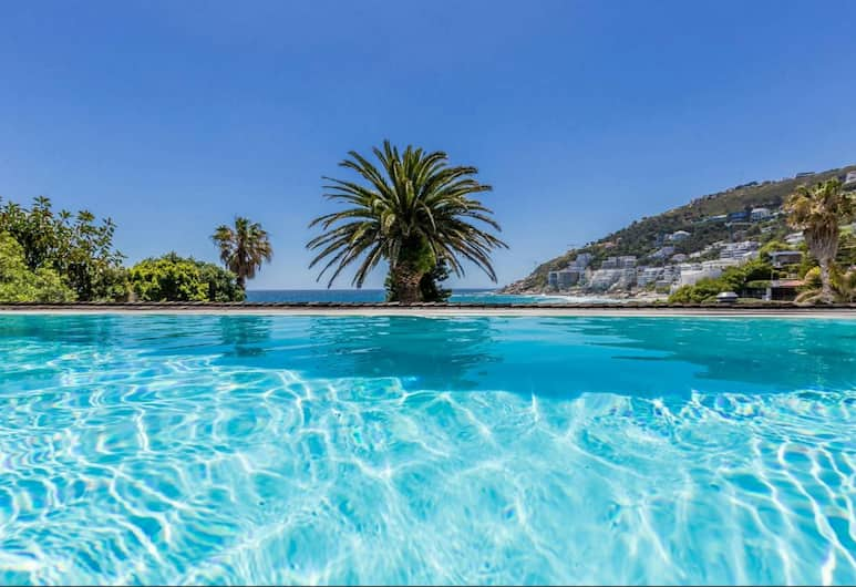 25 Third Beach Clifton, Cape Town, Vanjski bazen