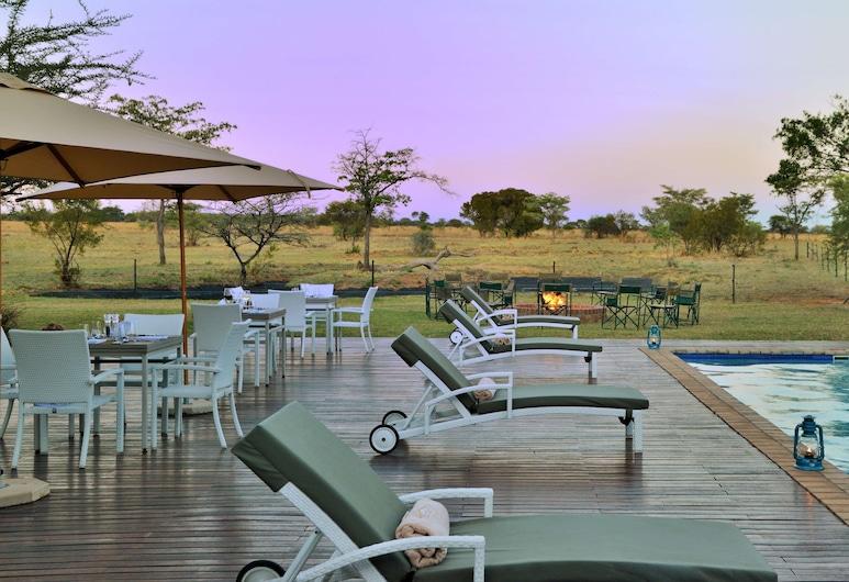 Safari Plains, Bela-Bela, Outdoor Pool