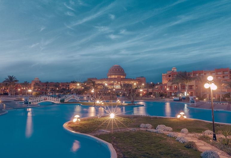 Malikia Resort Abu Dabbab - All Inclusive, Марса Алам, Бассейн