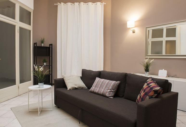 페데리코에 위치한 넓은 아파트먼트, 밀라노, 아파트, 침실 2개, 거실 공간