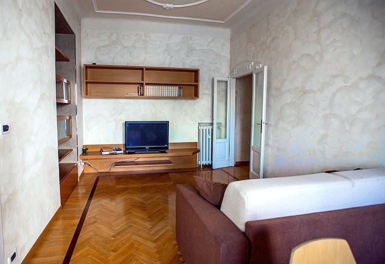 Mille, Μιλάνο, Διαμέρισμα, 1 Υπνοδωμάτιο, Περιοχή καθιστικού