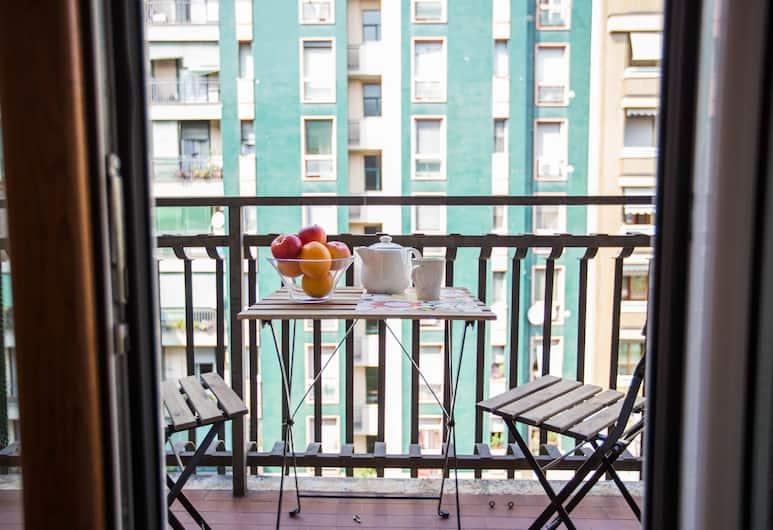 吉艾姆貝利諾酒店, 米蘭, 公寓, 1 間臥室, 露台