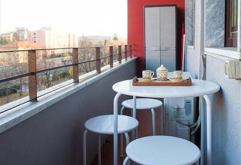 Fornari, Milan, Apartment, 1 Bedroom, Balcony